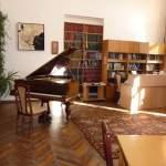 Музична вітальня. Відділ музичних фондів НБУВ
